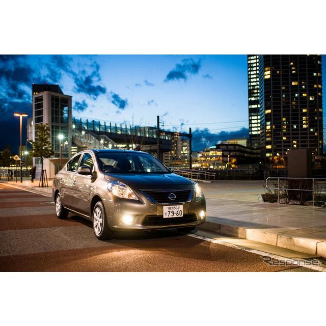 世界150か国以上で販売する、日産のコンパクトセダン・グローバル戦略車として開発された『ラティオ』は、...