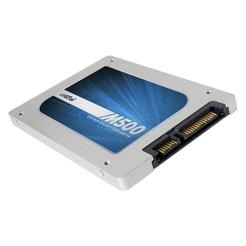 M500 SSD