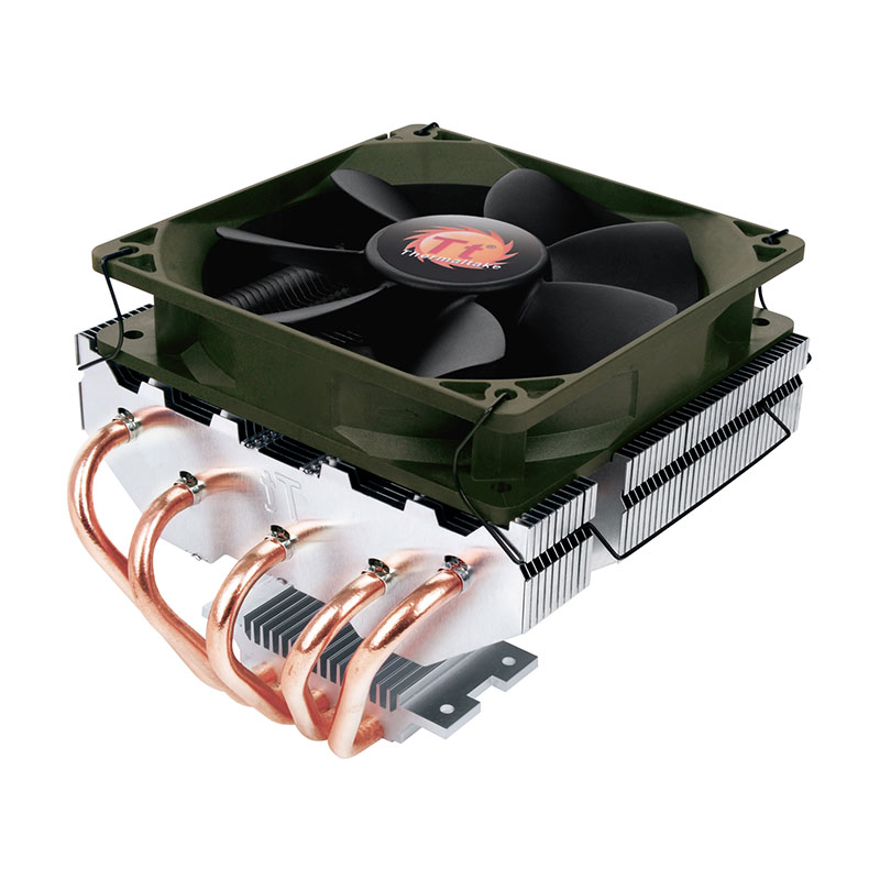 BigTyp Revo/ CPU Cooler/ 120mm PWM/ AL