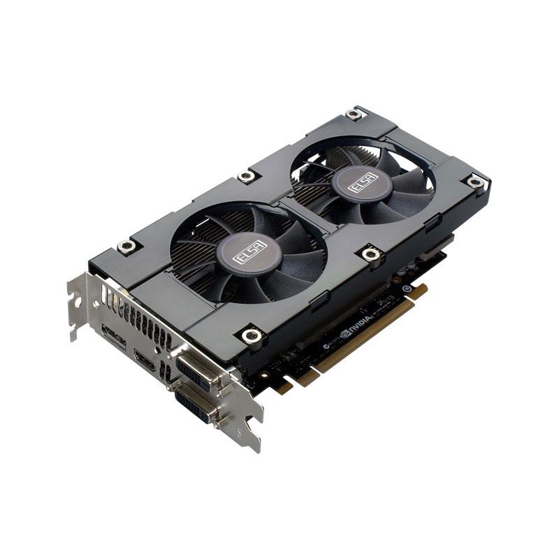 ELSA GeForce GTX 650 Ti BOOST S.A.C