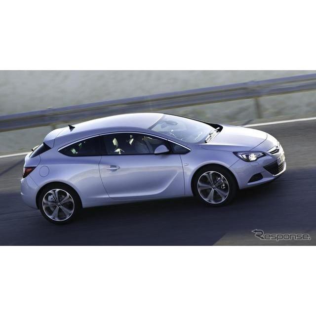 米国の自動車最大手、GMの欧州部門のオペルは6月5日、『アストラGTC』に新世代のガソリンターボエンジンを...