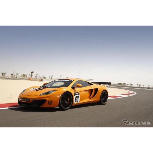 英国のスーパーカーメーカー、マクラーレンオートモーティブは7月10日、『12C GTスプリント』の概要を明ら...