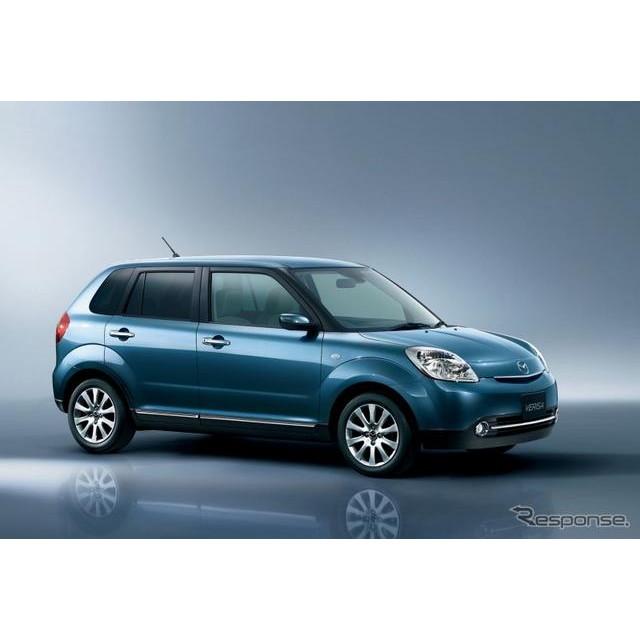 マツダは、コンパクトカー『ベリーサ』の一部商品改良を行うとともに、特別仕様車『ベリーサ ミスティック...