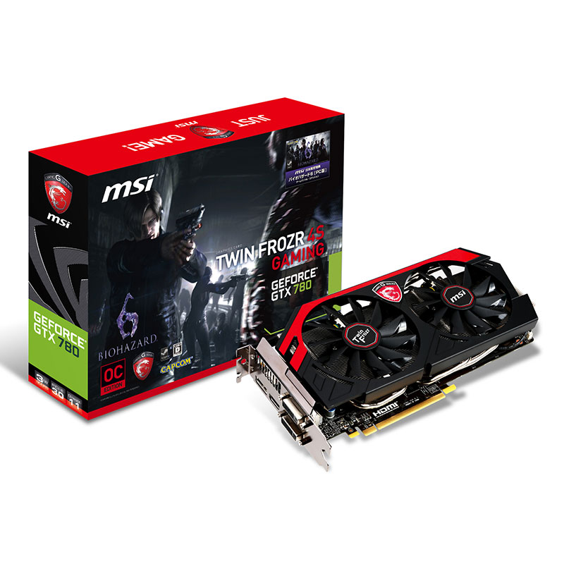 N780GTX Twin Frozr 4S OC