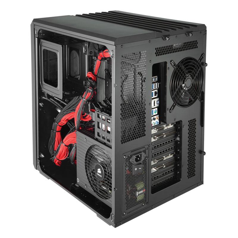 価格.com - Corsair、E-ATX対応のキューブ型PCケース「Air 540」