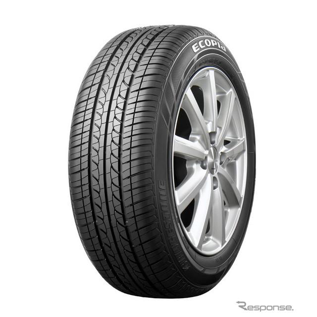 ブリヂストンは、トヨタ自動車が8月6日発売した新型『カローラ』のハイブリッドモデルに新車装着用タイヤと...