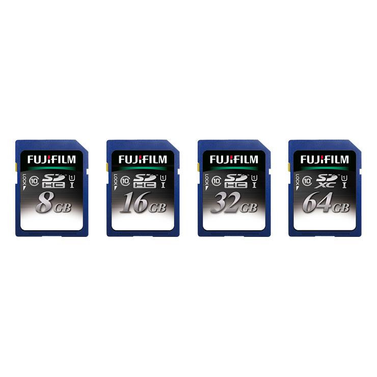 UHS-I対応SDカード