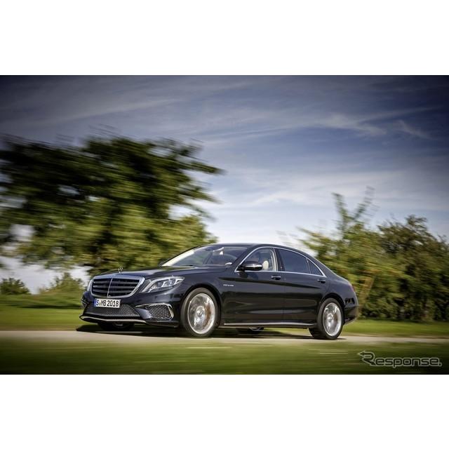ドイツの高級車メーカー、メルセデスベンツの高性能車開発部門、AMGは11月8日、新型メルセデスベンツ『S65A...