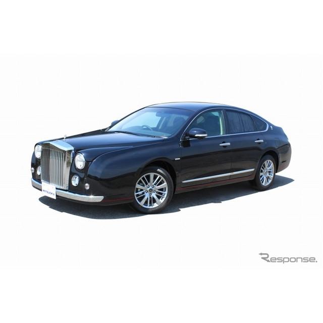 光岡自動車は、フラッグシップセダン『ガリュー』に限定台数20台の特別仕様車『ガリュー ヴィゴーレ』を設...