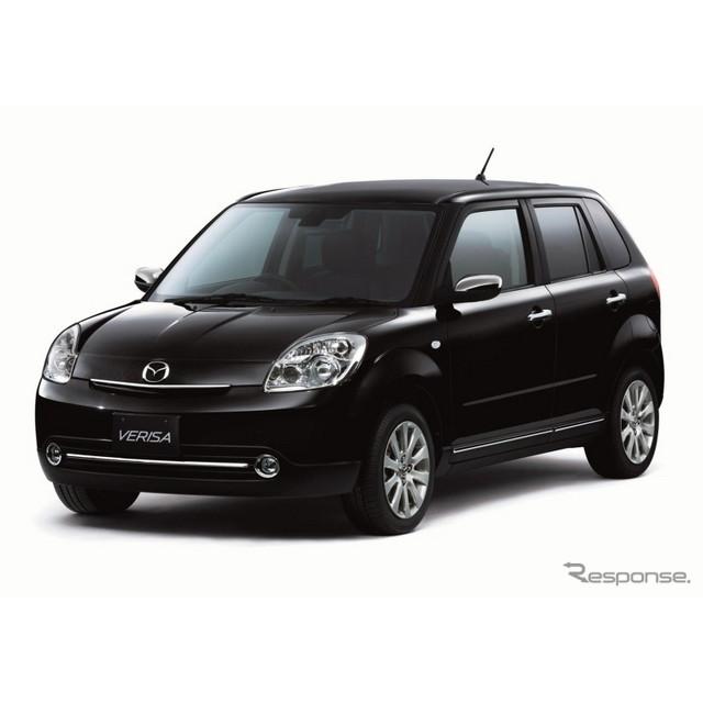 マツダは、『ベリーサ』に特別仕様車「マゼンタ セレクション」を設定し、12月12日より販売を開始した。 ...