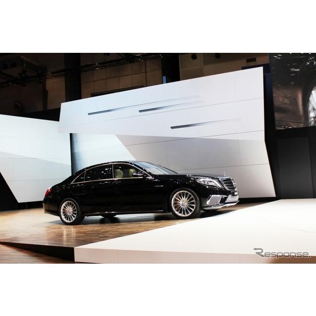 メルセデス・ベンツ日本は東京モーターショー13において、『S65AMGロング』をワールドプレミアした。  同...