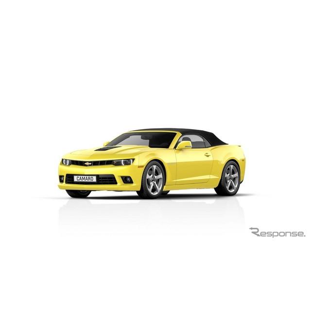 ゼネラルモーターズ・ジャパン(GMジャパン)は、1月11日から販売開始するスポーツカー、シボレー『カマロ...