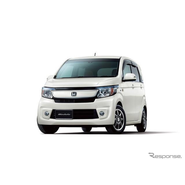 ホンダは、2013年11月22日に発売した新型軽乗用車『N-WGN』『N-WGNカスタム』の累計受注台数が、1月31日現...