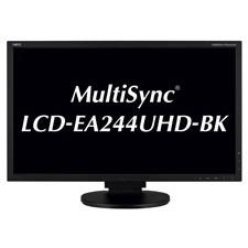 MultiSync LCD-EA244UHD-BK