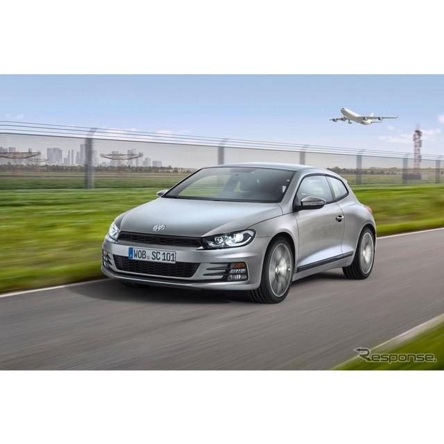 欧州の自動車最大手、フォルクスワーゲンは2月15日、『シロッコ』の大幅改良モデルの概要を明らかにした。...