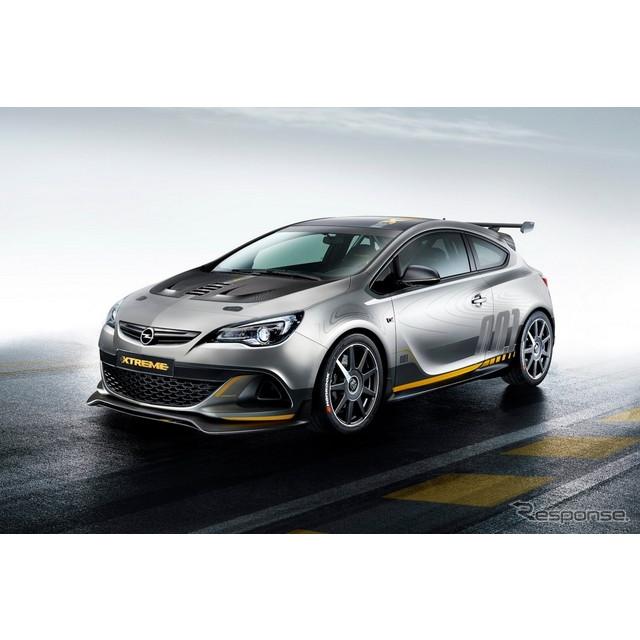 米国の自動車最大手、GMの欧州部門のオペルは2月26日、『アストラOPCエクストリーム』の概要を明らかにした...