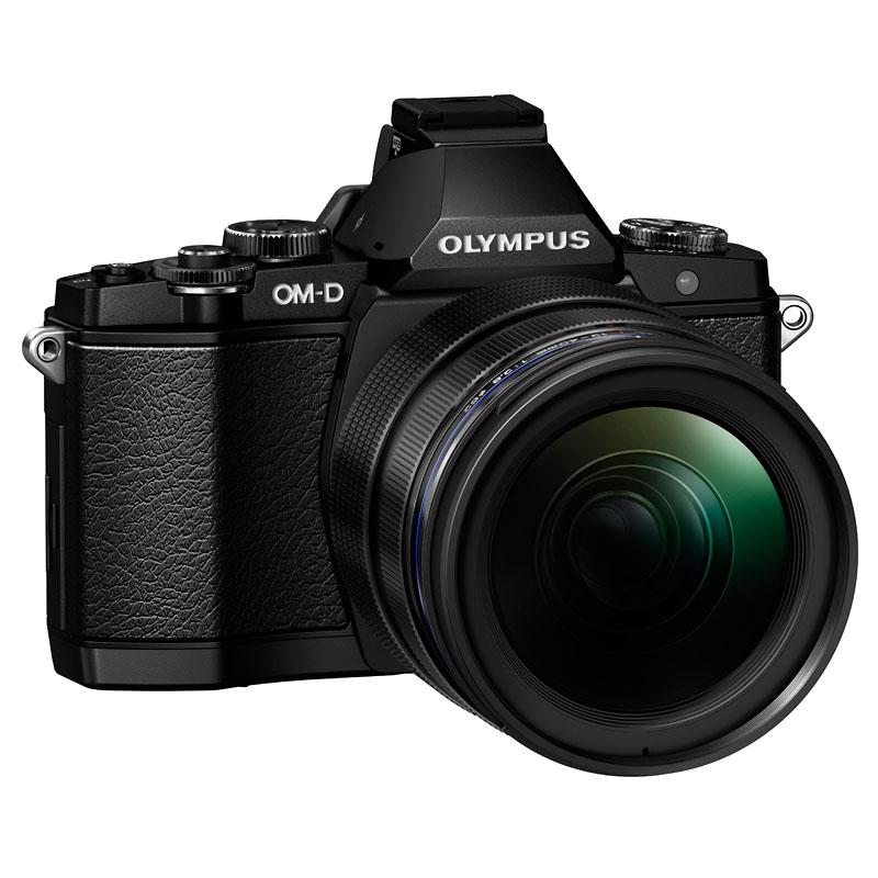OM-D E-M5(エリートブラック)12-40mm F2.8レンズキット