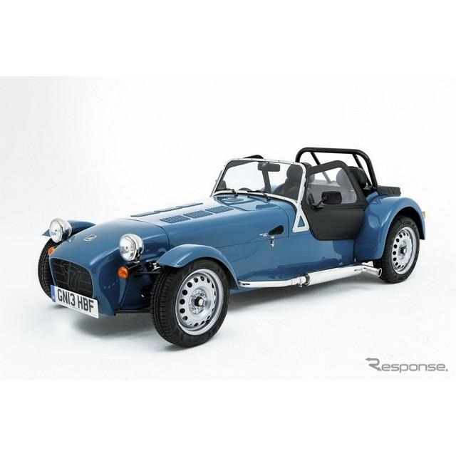 3月10日、ケータハム『セブン』の入門モデル、「160」が発表された。価格は365万円(税抜)。日本の軽自動...