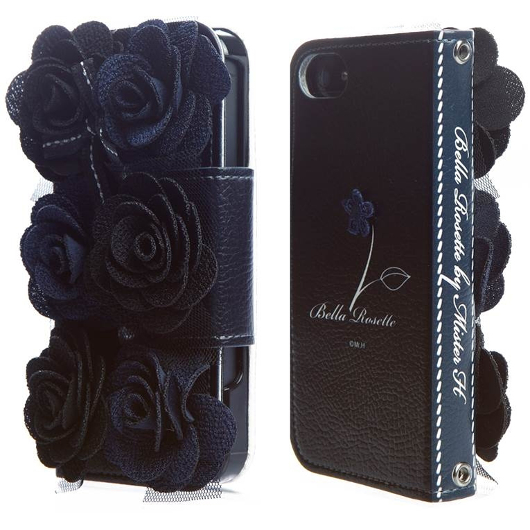 Mr.H iPhone 5/5s Bella Rosette Diary