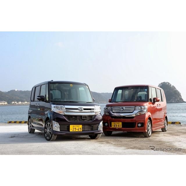 ◆ダイハツ タント…「第3の柱」として登場したモアスペースの開拓車  もはや日本の自動車マーケットを語...