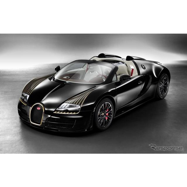 フランスの高級スポーツカーメーカー、ブガッティは4月9日、『ヴェイロン16.4グランスポーツ VITESSE』の特...