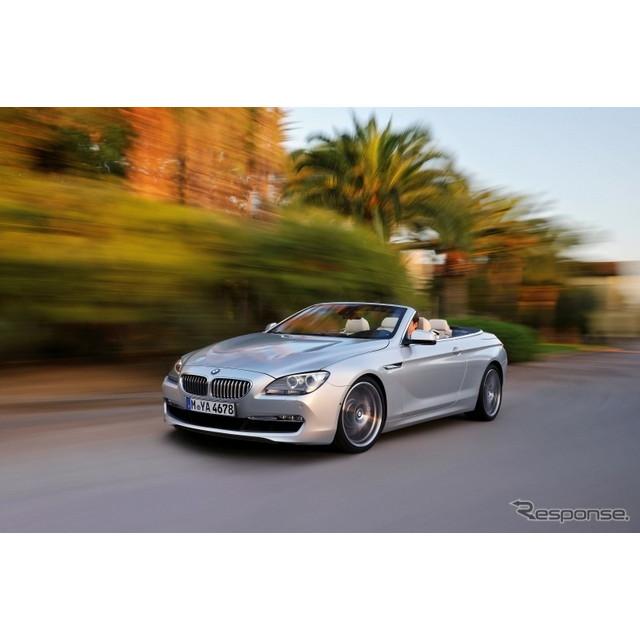 ビー・エム・ダブリュー(BMWジャパン)は、BMW『6シリーズ』クーペ、カブリオレ、およびグラン クーペの運...