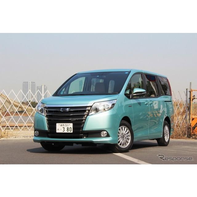 トヨタ・ノア(標準車)