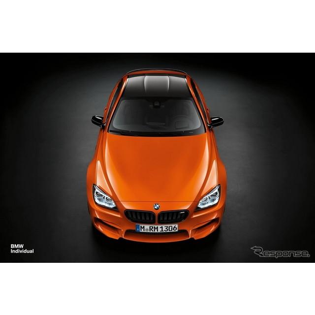 ドイツの高級車メーカー、BMWが『6シリーズクーペ』の高性能モデルとして用意している『M6クーペ』。同車に...