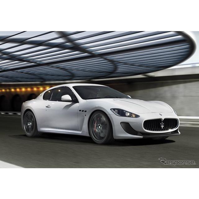 イタリアの高級車メーカー、マセラティのスポーツカーの頂点に位置する『グラントゥーリズモ』。同車に関し...