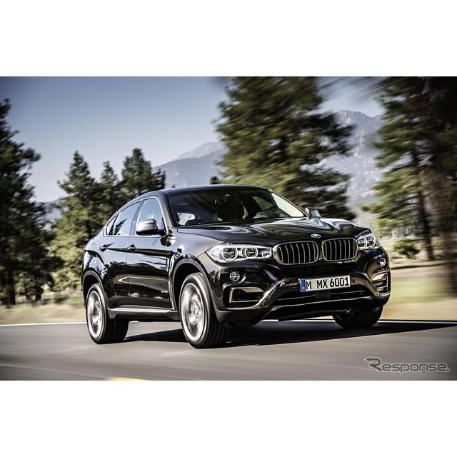 新型BMW X6