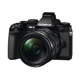「OM-D E-M1」 12-40mm F2.8レンズキット