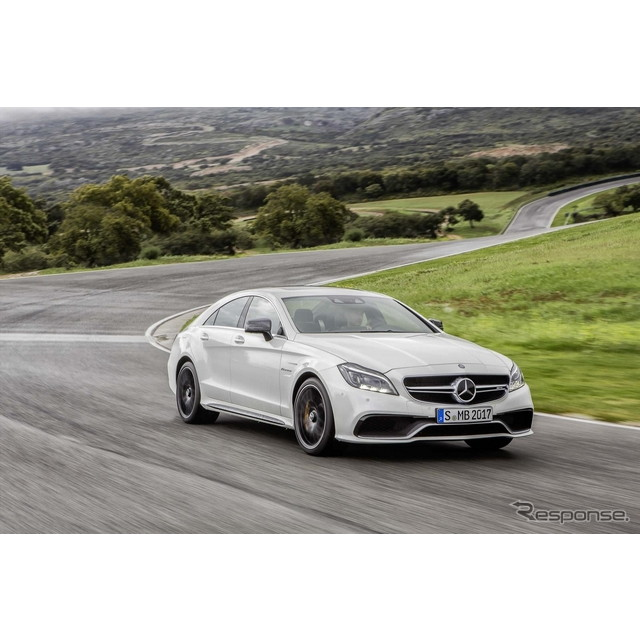 ドイツの高級車メーカー、メルセデスベンツが6月18日、欧州で発表した『CLSクラス』の大幅改良モデル。高性...