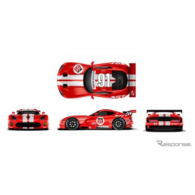 米国を代表するスポーツカーの1台、クライスラーグループの『バイパー』。「SRT」ブランドの廃止に伴い、市...