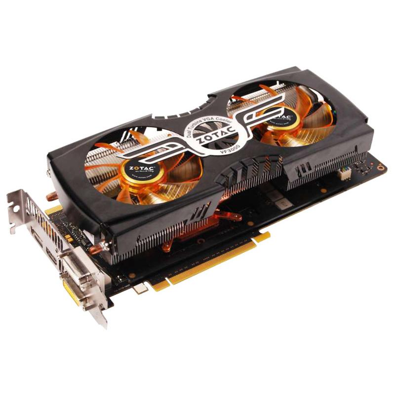 ZOTAC GeForce GTX 760 ZALMAN WATCHD