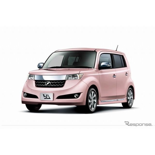 トヨタ自動車は、『bB』を一部改良し、9月1日より販売を開始する。  今回の一部改良では、VSC(横滑り防...