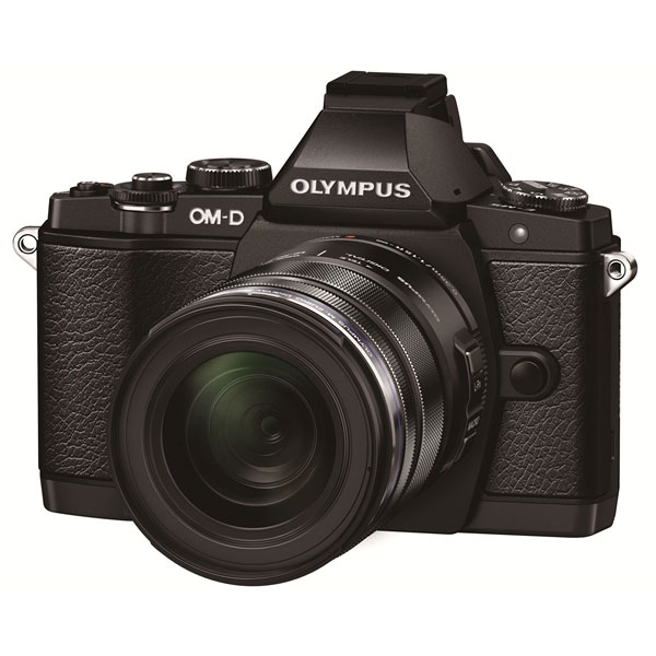 OM-D E-M5(エリートブラック) 12-50mm EZレンズキット