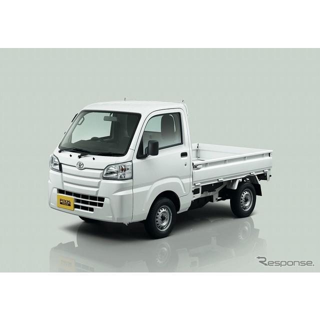 トヨタ自動車は、軽商用車『ピクシス トラック』をフルモデルチェンジし、9月2日に発売した。  2代目とな...