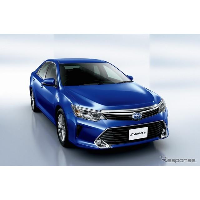 トヨタ カムリ 改良新型