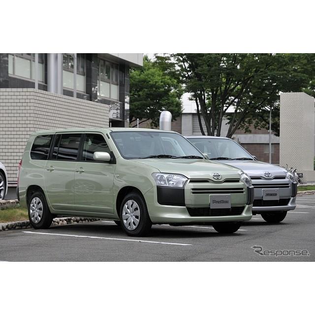 12年ぶりにモデルチェンジしたトヨタの商用バン『プロボックス』/『サクシード』(以下プロサク)。ボディ...