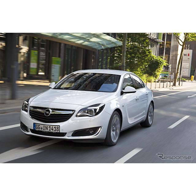 米国の自動車最大手、GMの欧州部門、オペルは9月10日、フランスで10月に開催されるパリモーターショー14に...