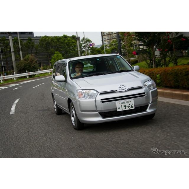 2002年7月に発売を開始後、常に国内の商用バンの先頭を走り続けてきたトヨタ『プロボックス/サクシード』(...