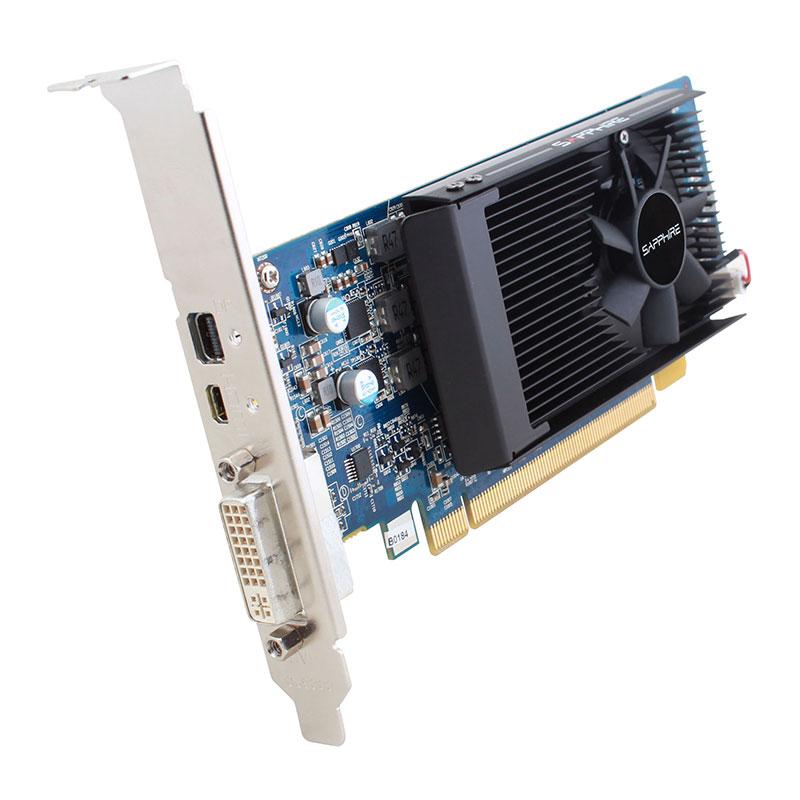 R7 250XE 1GGDDR5 PCI-E MICRO HDMI / DVI-I / MINI DP