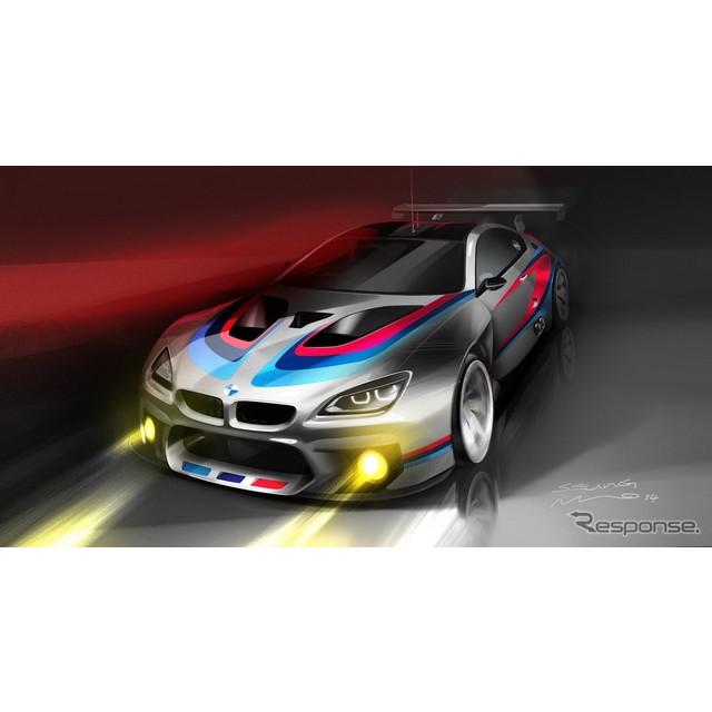 ドイツの高級車メーカー、BMWは10月7日、『M6 GT3』を開発していることを明らかにした。  M6 GT3は、BMW...