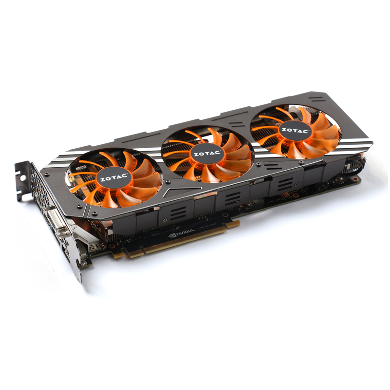 ZOTAC GeForce GTX 980 AMP Edition