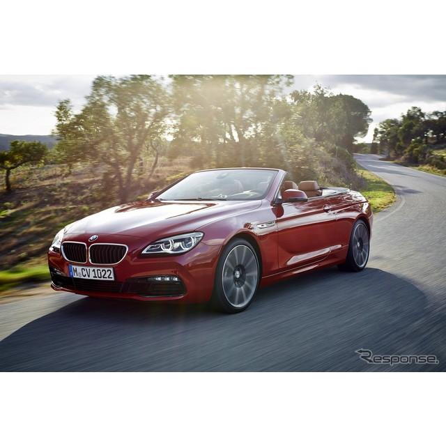 ドイツの高級車メーカー、BMWは12月12日、『6シリーズ』の改良新型の概要を明らかにした。実車は2015年1月...
