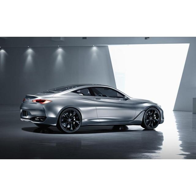 日産自動車の海外向け高級車ブランド、インフィニティが2015年1月12日、米国で開幕するデトロイトモーター...