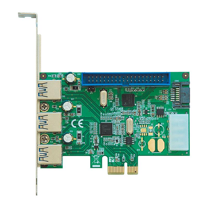 SATA+ATA+USB3.0-PCIE