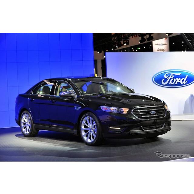 米国の自動車大手、フォードモーターは4月1日、中国で4月20日に開幕する上海モーターショー15において、新...