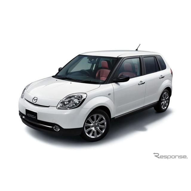 マツダは、『ベリーサ』に特別仕様車「ノーブル・クチュール」を設定し、4月23日より販売を開始した。  ...