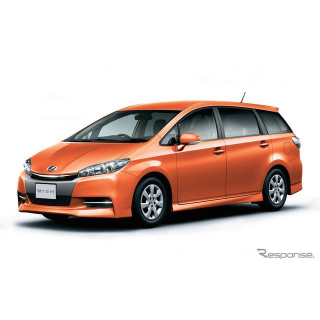 トヨタ自動車は、『ウィッシュ』を一部改良し、5月7日に発売した。  今回の一部改良では、CVTの改良によ...